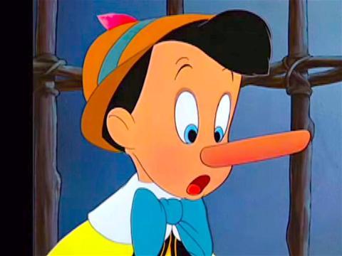 "A scene from ""Pinocchio."""