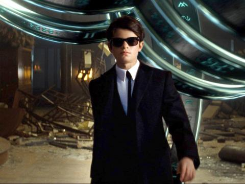 "Ferdia Shaw in ""Artemis Fowl."" The film was originally supposed to come out in August 2019."