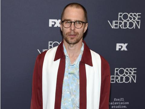 Sam Rockwell will voice Ivan.