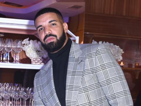 """Drake tiene una canción llamada """"God's Plan""""."""