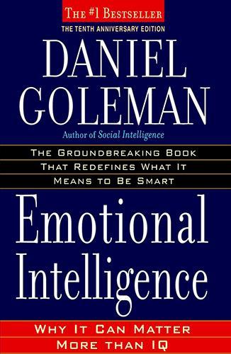 Emotional Intelligence: Why It Can Matter More Than IQ, escrito por Daniel Goleman