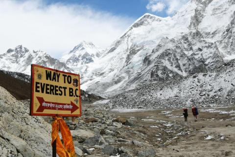People travel from all over the world to climb Mount Everest, with the mountain's recent victims hailing from all over the world, including India, Ireland, Austria, and the UK.