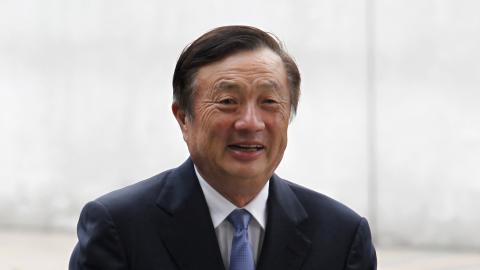 Entrevista al CEO de Huawei