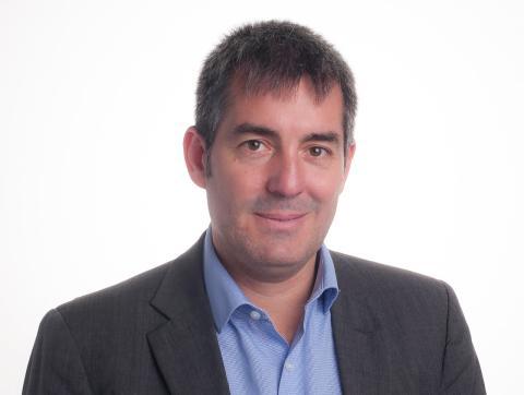 Fernando Clavijo, candidato de Coalición Canaria a la presidencia de la comunidad