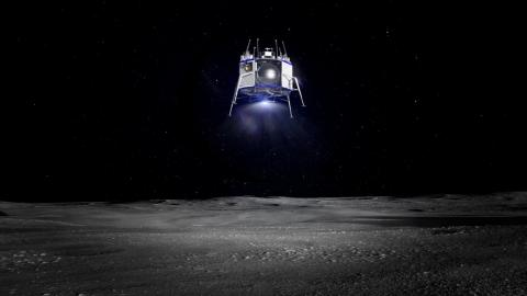 The first Blue Moon landers should be able to drop off up to 4 tons (3.6 metric tonnes) of payload. The top deck, Bezos said, is also flat and highly configurable for maximum flexibility.