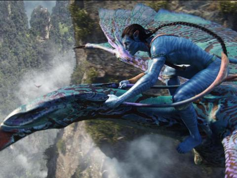 """A scene from """"Avatar."""""""