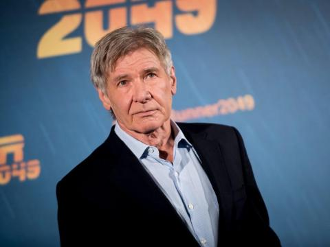 Harrison Ford will star.