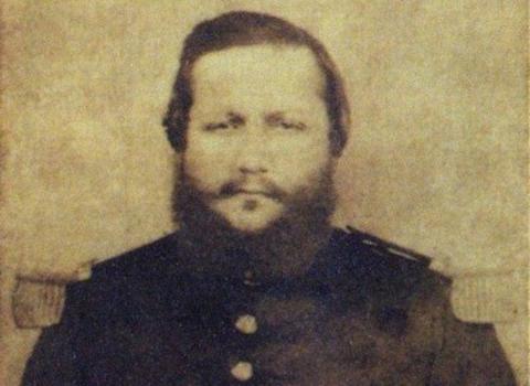 Francisco Solano López, dictador de Paraguay entre 1862 y 1870