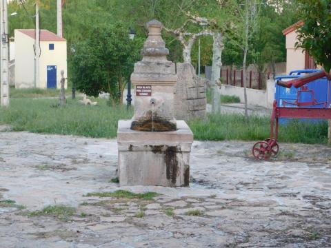 Fuente del caño de Valdesimonte