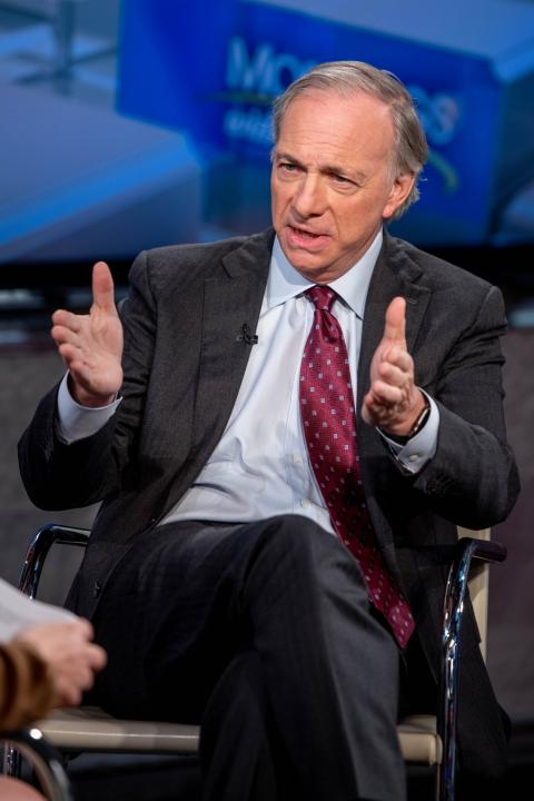 El fundador de Bridgewater Associates, Ray Dalio