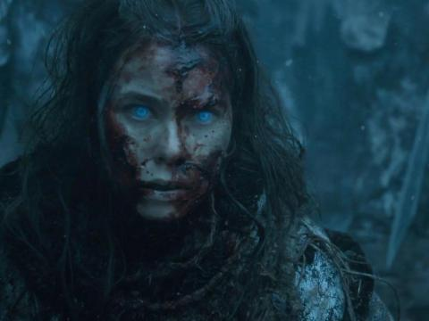 """In """"Game of Thrones,"""" the Night King can use magic to reanimate dead bodies."""