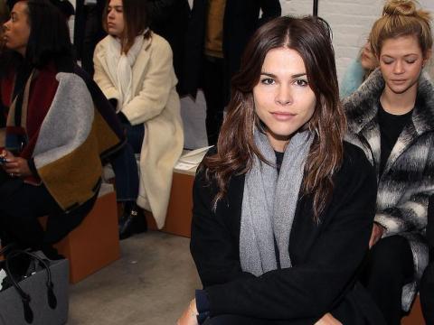 La fundadora Glossier Emily Weiss - Edad 25