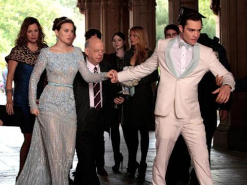 "The ""Gossip Girl"" finally was infuriating."