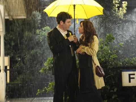 """How I Met Your Mother"" didn't make sense to fans."