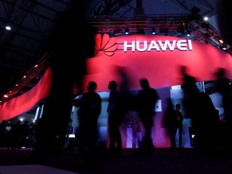 """Huawei's own home-grown mobile operating system is codenamed """"Project Z."""""""