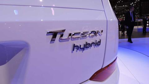 Hyundai Tucson híbrido