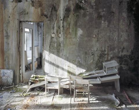Guardería, Pripyat, 2011.
