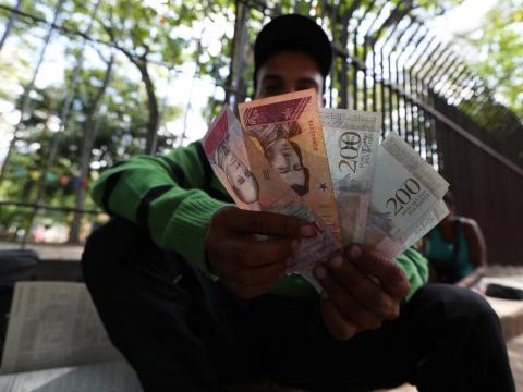 Inflation in Venezuela may hit 10 million percent this year
