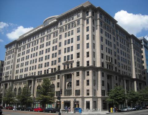 The Investment Building Washington Amancio Ortega