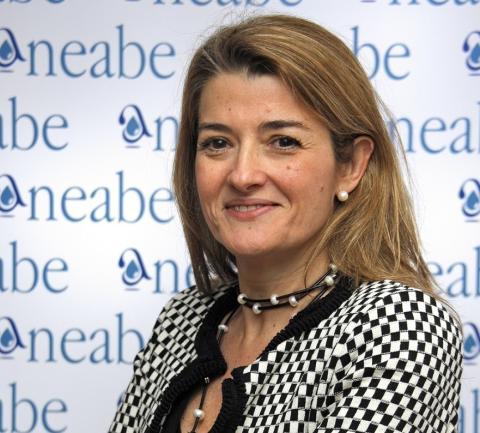Irene Zafra, presidenta de ANEABE