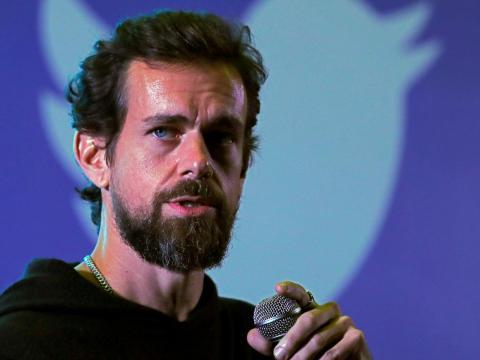 Jack Dorsey cofundador y CEO de Twitter y Square