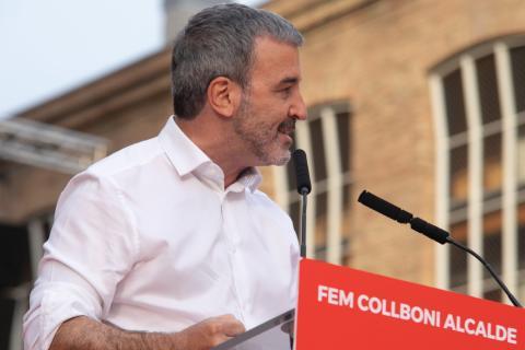 Jaume Collboni, número 1 del PSC al Ayuntamiento de Barcelona