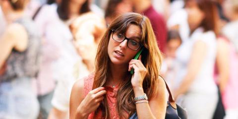 Tu jefe tiene el molesto hábito de llamarte en tu día libre
