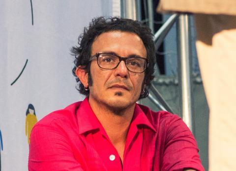 "José María González ""Kichi"", candidato de Podemos a la alcaldía de Cádiz"