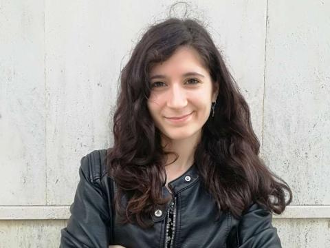 Jóvenes europeos: Cristina - Italia
