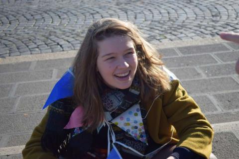 Jóvenes europeos: Eefje - Países Bajos