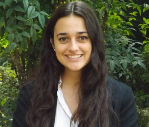 Jóvenes europeos: María - España