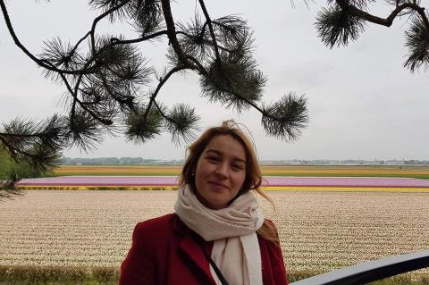 Jóvenes europeos: Sofía - Portugal