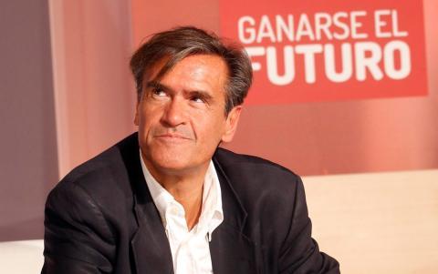 Juan Fernando López Aguilar, exministro de Justicia y eurodiputado del PSOE