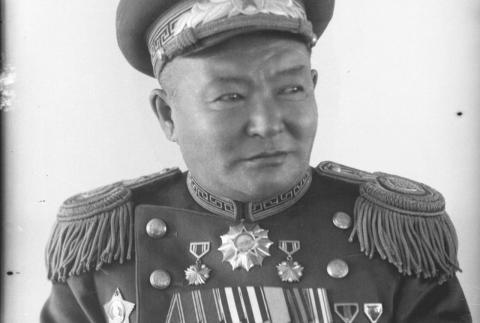 Khorloogiin Choibalsan, dictador de Mongolia entre 1930 y 1952