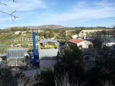 L'Alquería d'Asnar (Alicante)