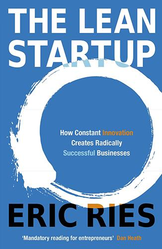 The Lean Startup, escrito por Eric Ries