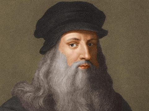 Leonardo da Vinci made several predictions about technology and the natural world that were eventually proven right.