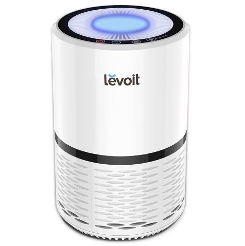 LEVOIT LV-H132 Purificador de Aire con Auténtico Filtro HEPA