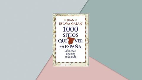 Libro de viajes para España