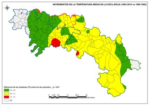 Lucha de la Rioja Cambio Climático
