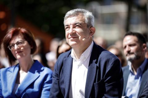 Luis Garicano, número 1 en las listas de Ciudadanos para las Elecciones Europeas