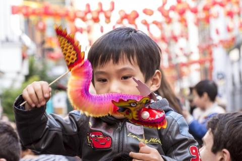 Lunar New Year is the biggest shopping week in China