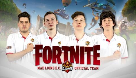 Mad Lions Fortnite