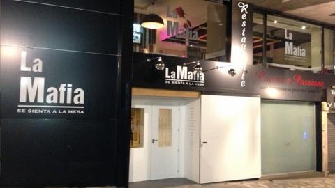 La mafia se sienta a la mesa, Jaén