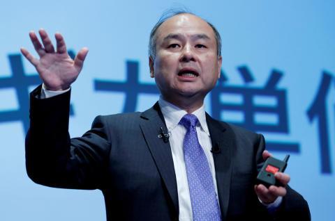 Masayoshi Son, presidente de SoftBank