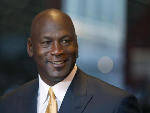 Michael Jordan became a billionaire after retiring.