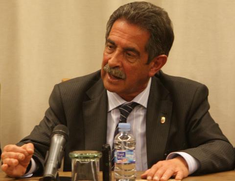 Miguel Ángel Revilla, presidente de Cantabria.