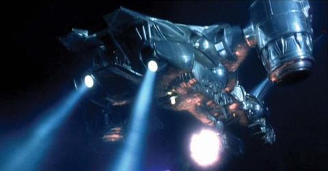 Military drones — 'The Terminator,' 1984