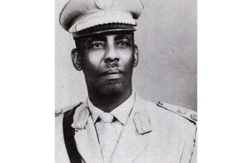 Mohamed Siad Barré, dictador de Somalia entre 1969 y 1991
