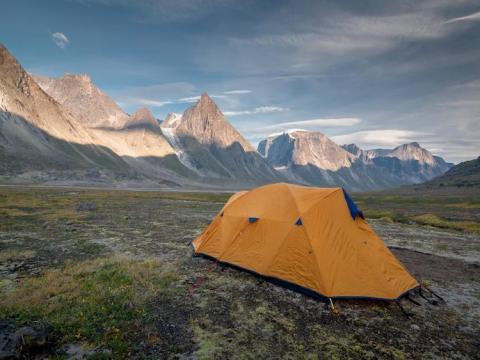 El Monte Thor tiene la mayor caída vertical del mundo